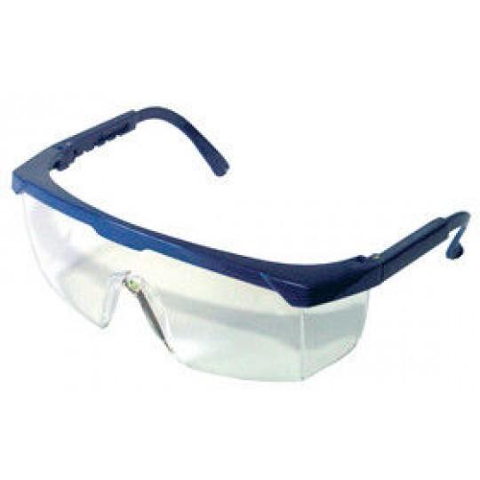 Veiligheidsbril Speedy blauw superlicht