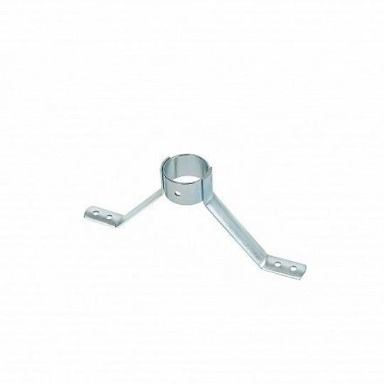 Bezemklem metaal (hoog) - 2,8cm