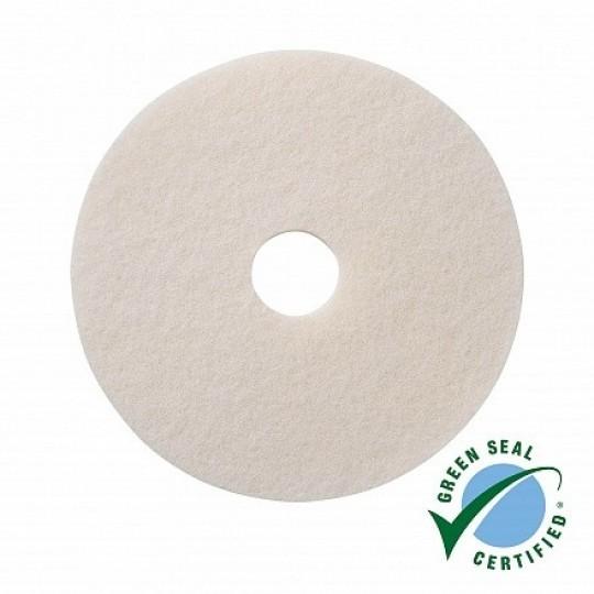"""Spray pad white polish 16"""" (5 stuks)"""