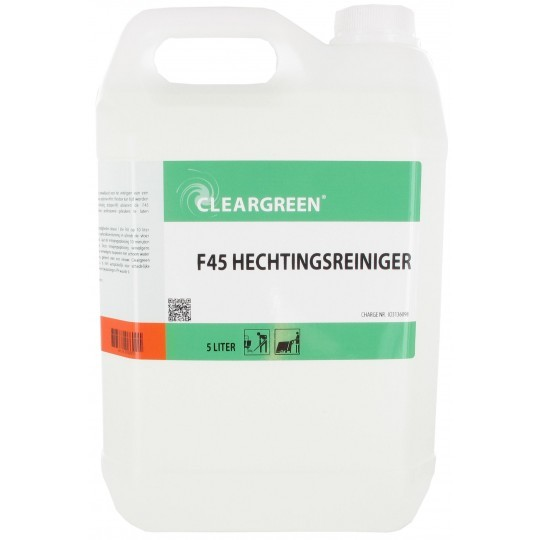 ClearGreen F45 5ltr hechtingsreiniger
