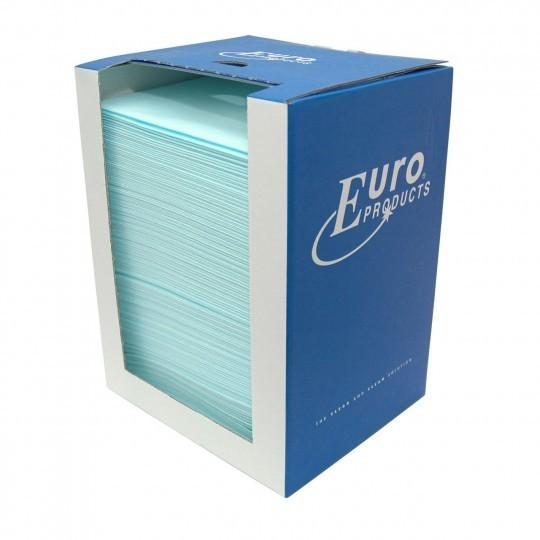 Euro Toptex sky-blue XXL (doos à ca. 530 doeken)