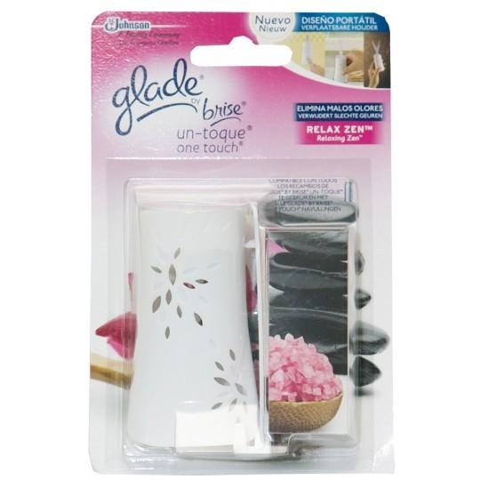 Glade Touch Relaxing Zen dispenser + vulling