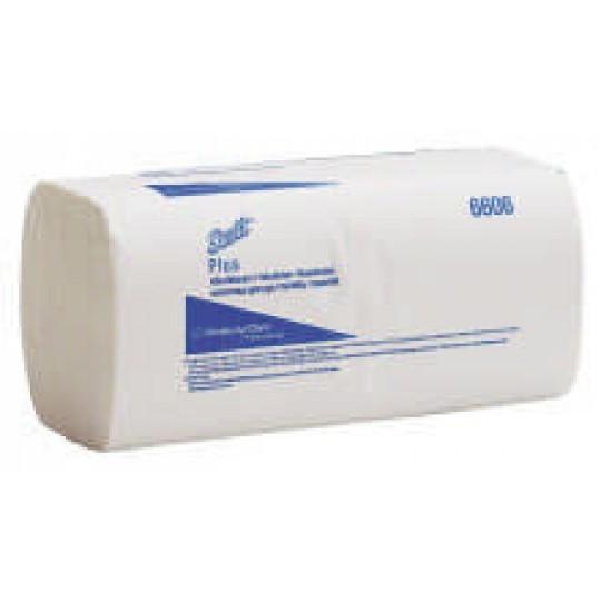 SCOTT Excellent handdoeken wit, 23x25cm (20x 190stuks)