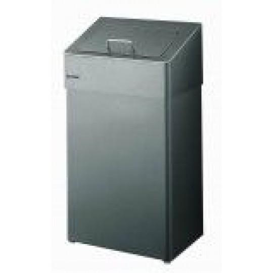 Hygienebak met dichte klep 18 liter