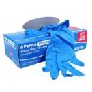 Nitril grippers handschoenen extra grip S blauw (10x50st.)