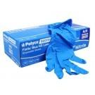 Nitril grippers handschoenen extra grip M blauw (10x50st.)