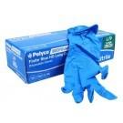 Nitril grippers handschoenen extra grip L blauw (10x50st.)