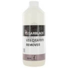 ClearBlack V53 500ml Graffity Remover
