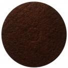 """Calufloor vloerpad Super bruin 17"""" (432mm)"""