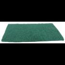 Caluclean schuurlapjes groen 15x15cm (24x 3st.)