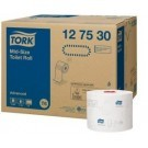 TORK Advanced Toilet paper compact roll, 2-lgs